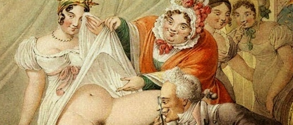 Georg Emmanuel Opiz: Erotic Prints Allegedly Made by the Pupil of Casanova.