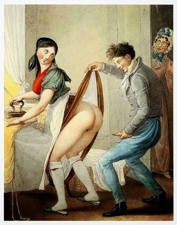 Georg Opiz the ironing