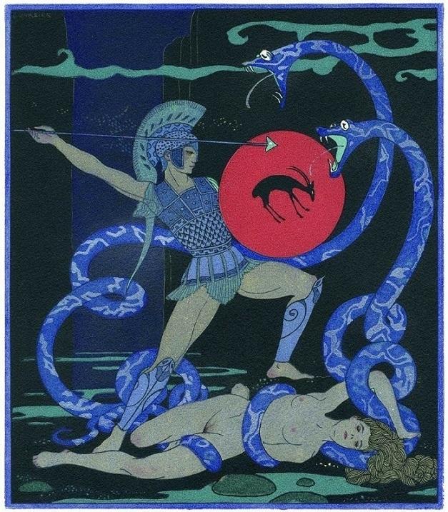 George Barbier greek mythology