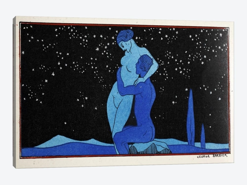George Barbier Song for songs