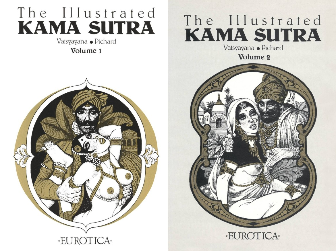 Georges Pichard Kama Sutra