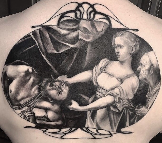 gerald feliciano tattoo