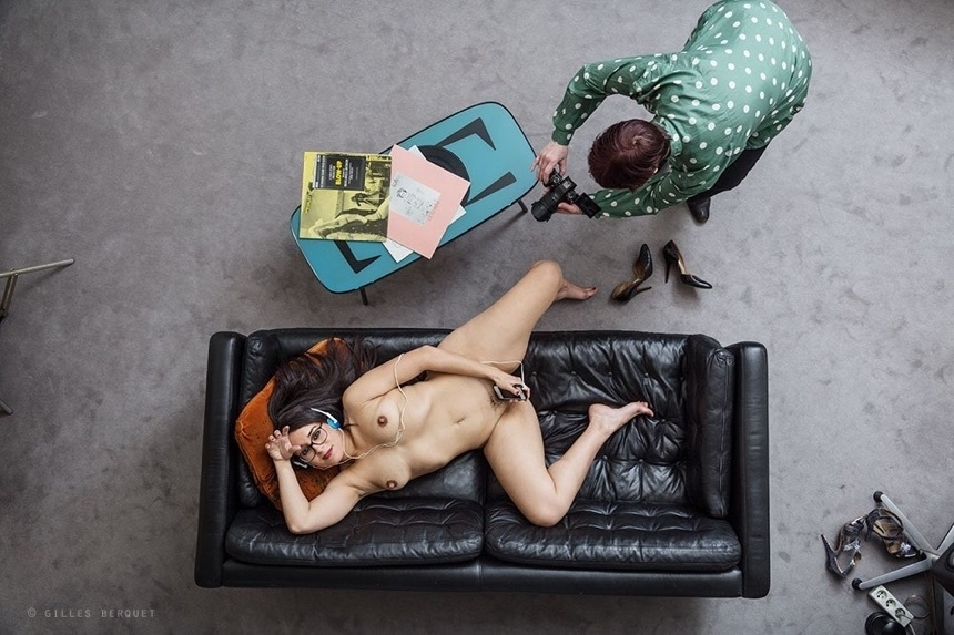 Gilles Berquet Mirka photographer