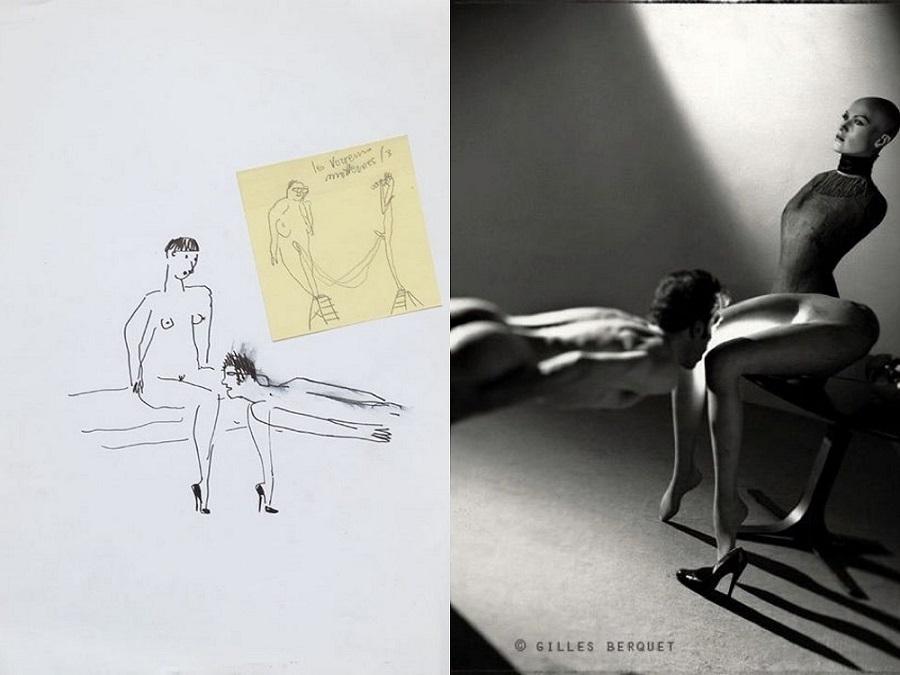 Gilles Berquet nudes