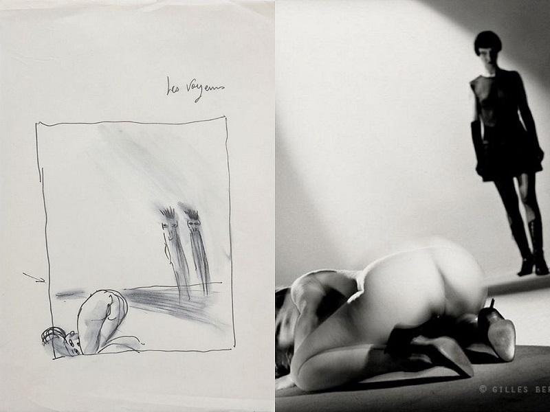Gilles Berquet picture nude