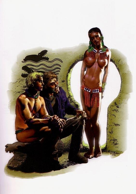 going native corben