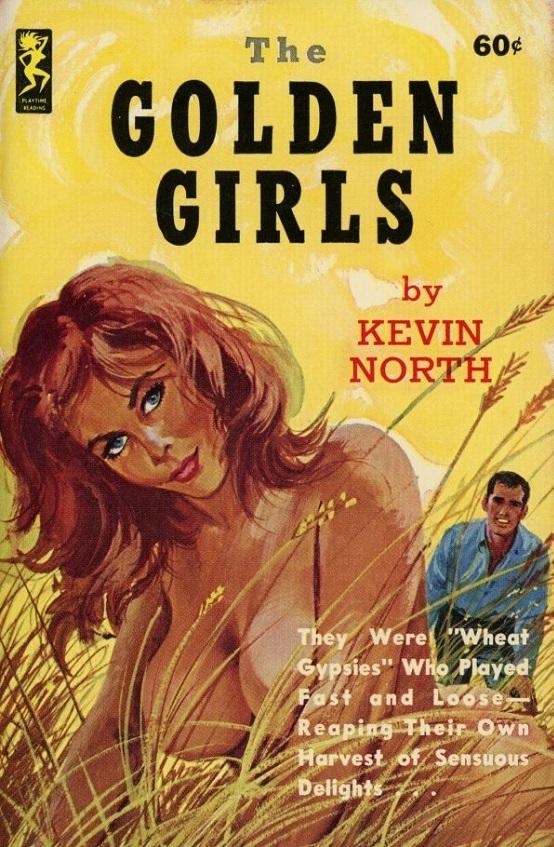 Golden Girls Pulp cover
