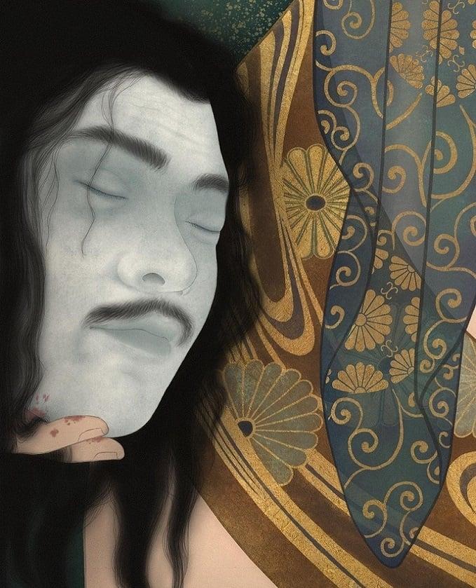 gustav Klimt Senju Shunga