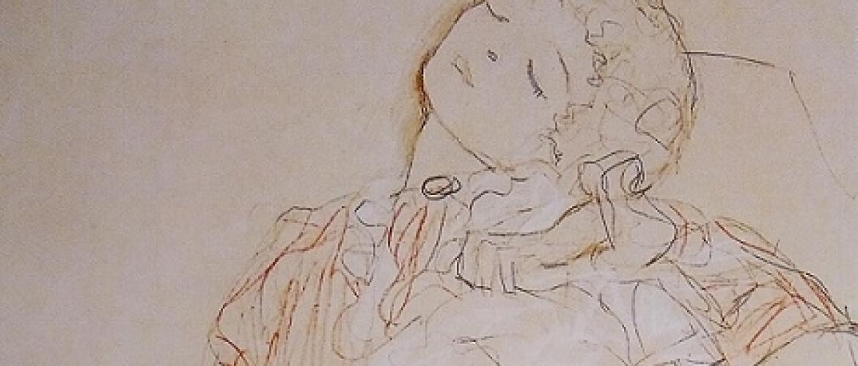 All Art is Erotic: The Sensual Drawings of the Intensive Voyeur Gustav Klimt