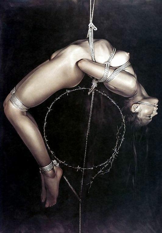 hajime sorayama barbed wire