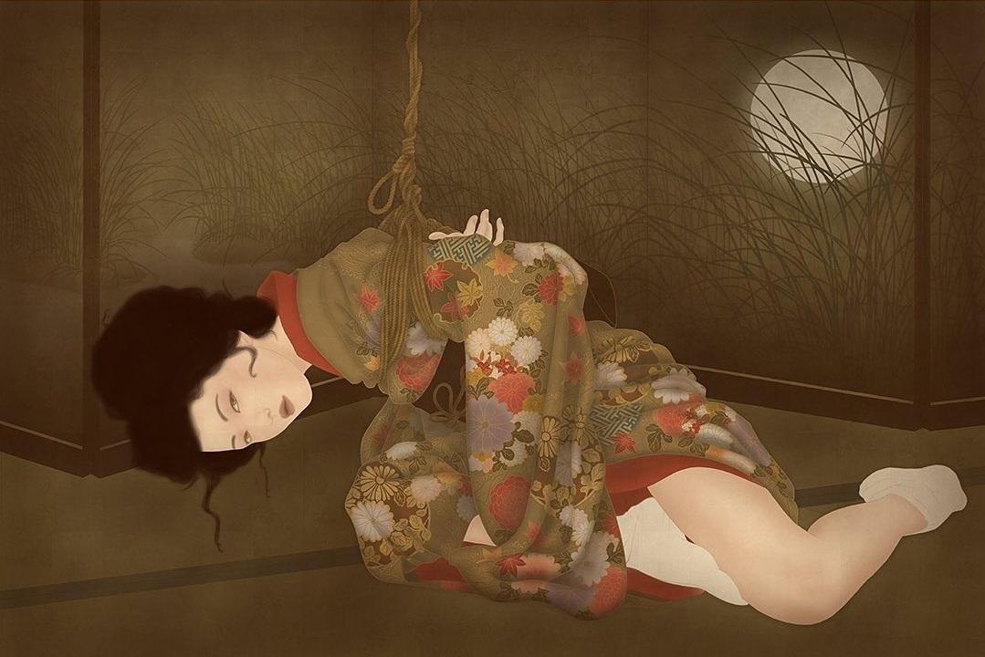 hankou Senju Shunga