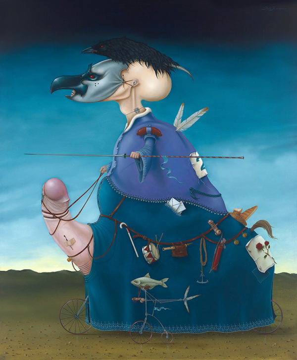 Hans Kanters surrealism