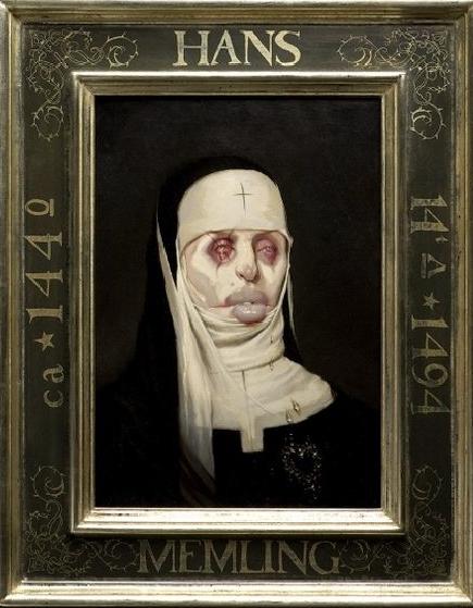 Hans Memling by Michaël Hussar