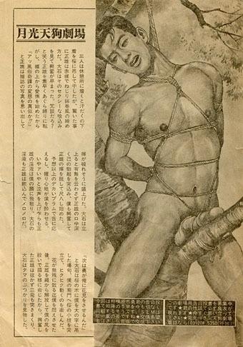 hayashi gekko gay bondage