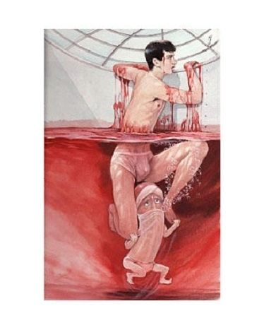 hayashi gekko homoerotic art