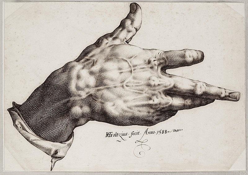 Hendrick Goltzius artist