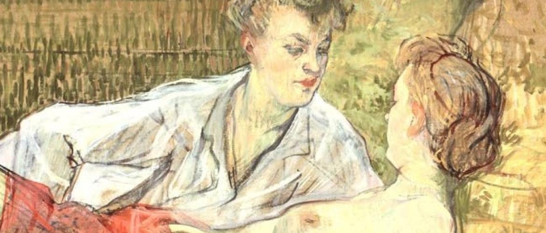 Henri de Toulouse-Lautrec, the Utamaro of Montmartre (P2)