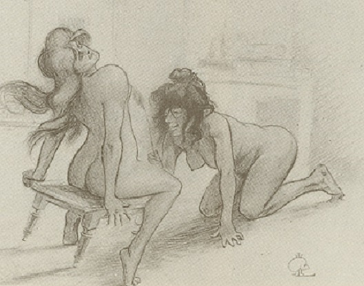 Henrique Alvim Corrêa lesbian art