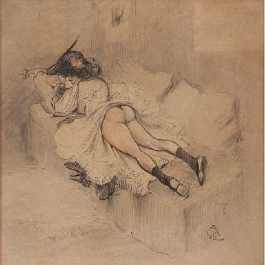Henrique Alvim Corrêa nude girl