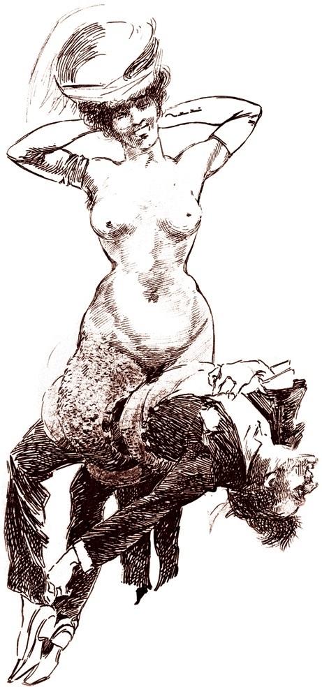 Henrique Alvim Corrêa seductive pose