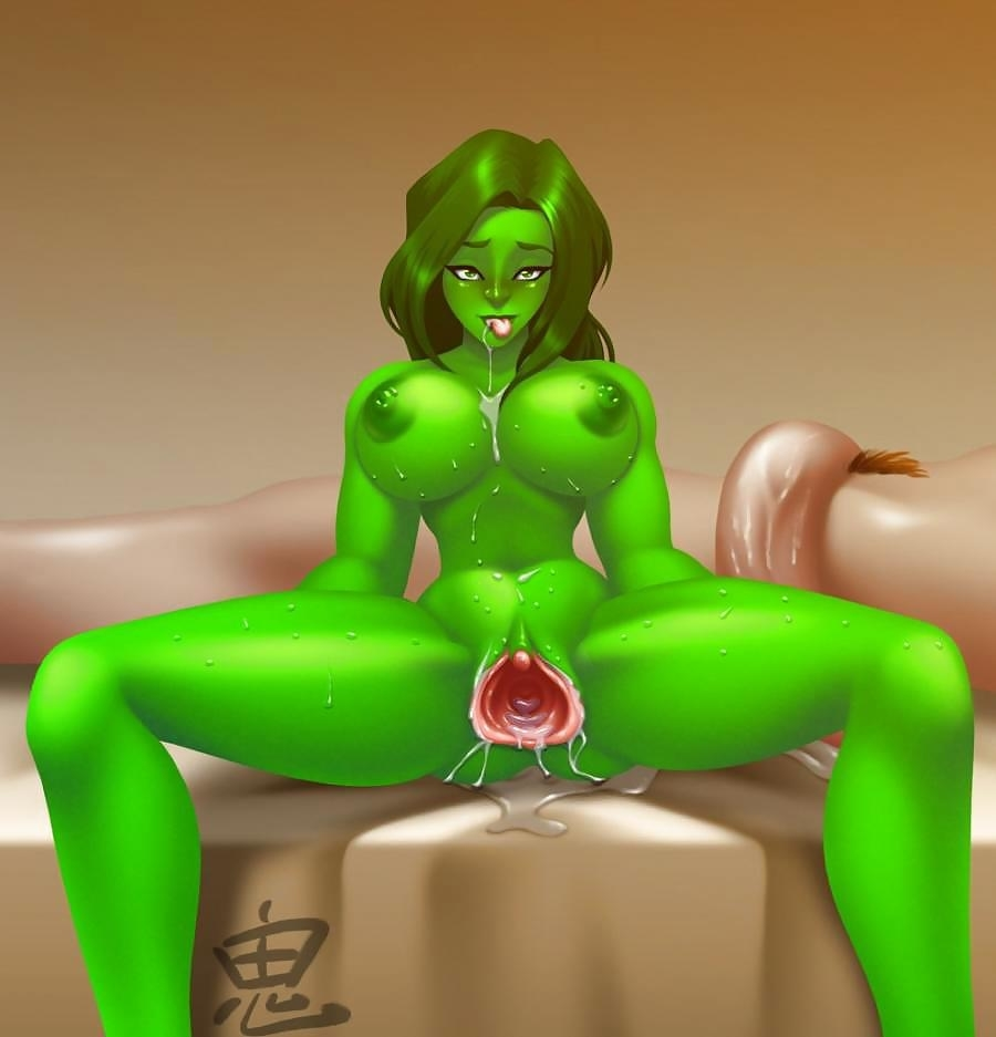 hentai she hulk