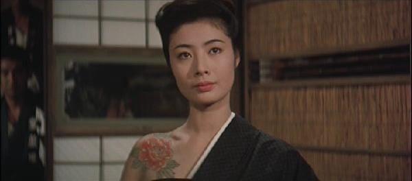 """Hibotan Bakuto"""" (Red Peony Gambler"""