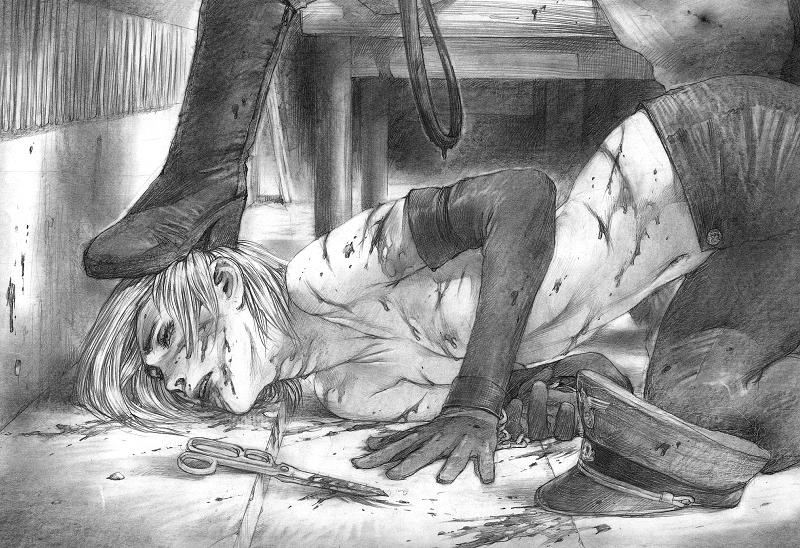 Hiroaki Samura humiliation