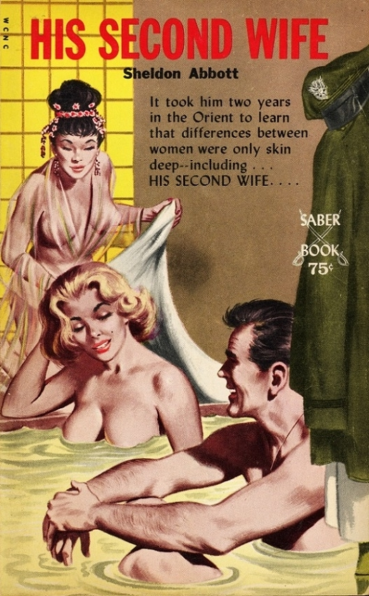 His Second Wife Pulp
