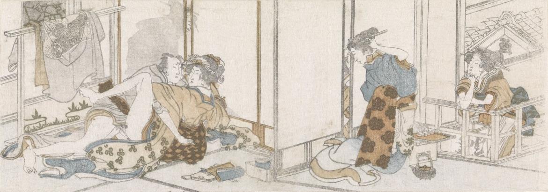Hokusai egoyomi