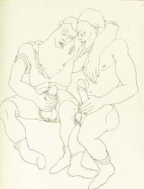 homoeroticism jean cocteau