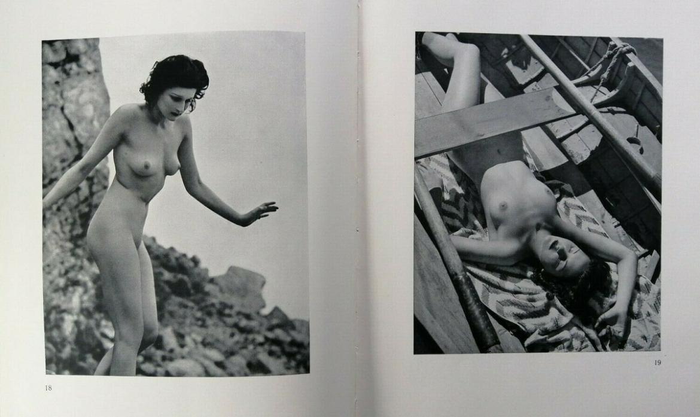Horace Roye female nudes