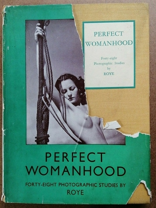 Horace Roye Perfect Womanhood cover