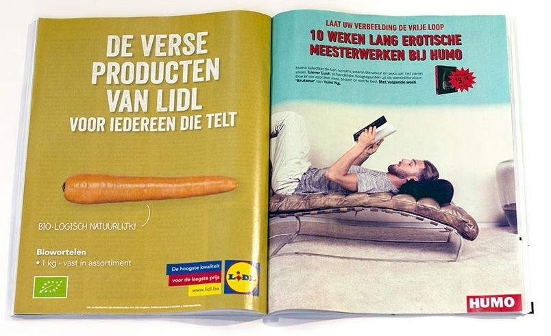 Humo magazine erotic