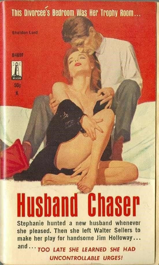 Husband Chaser By Sheldon Lord