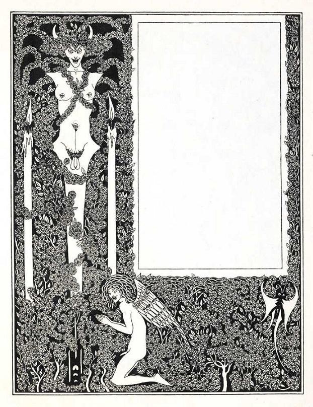"Illustration for ""Salome Beardsley"