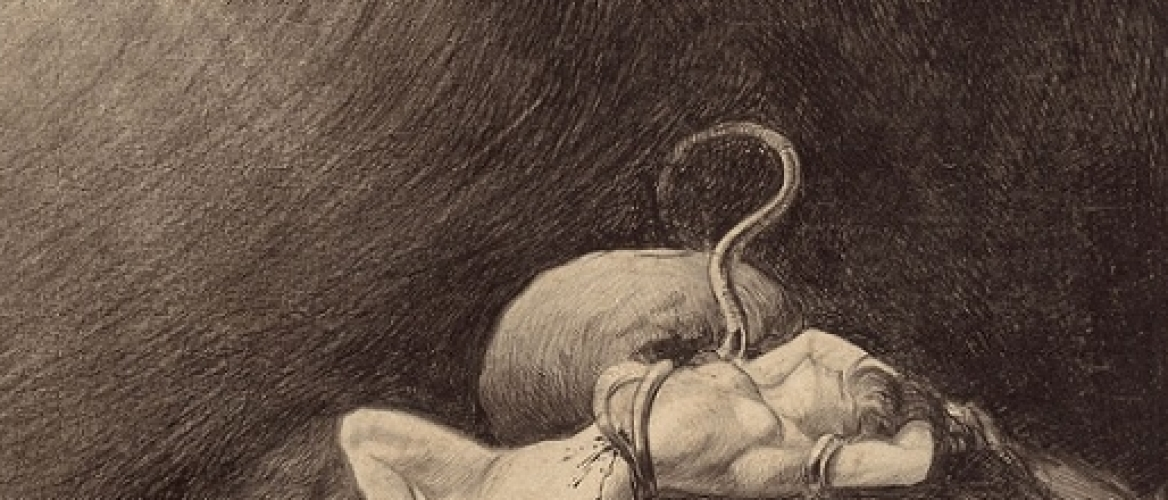 The Tentacle Erotica in The War of the Worlds by Henrique Alvim Corrêa