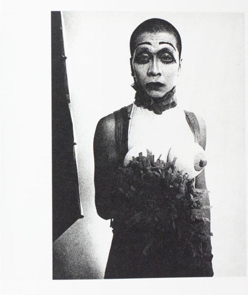 Image from the edition of 'Nippon gekijō shashinchō' art