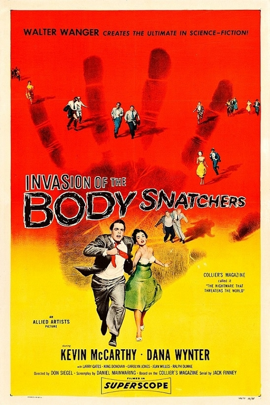 Invasion from the Body Snatchers Don Siegel