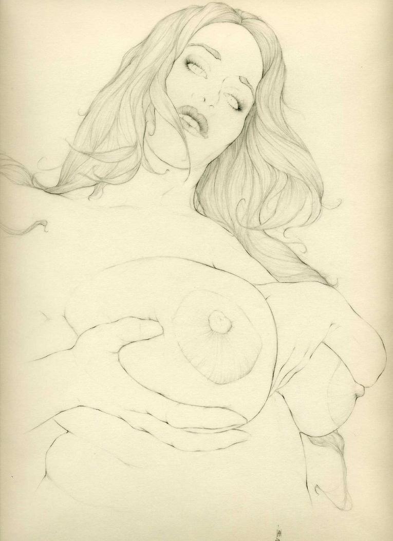 jan van rijn erotic drawing