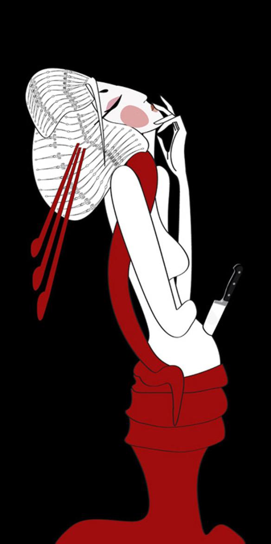 Japi Honoo erotic artist