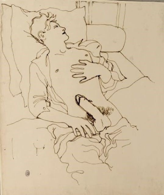 jean cocteau sleeping man