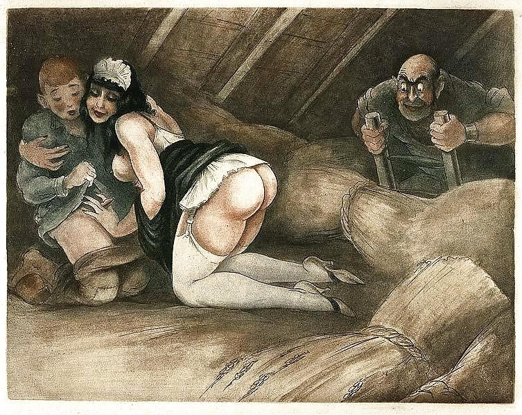 jean morisot initiation in the attic