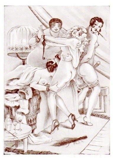 jean morisot lesbian orgy