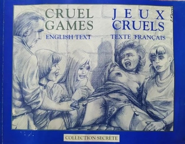 Jeux Cruels Joseph Farrel