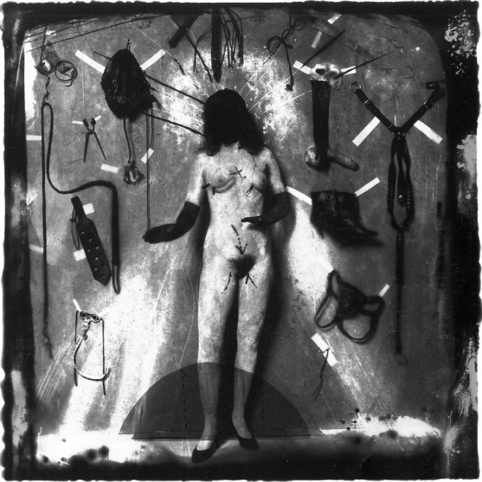 Joel-Peter Witkin A Choice of Outfits for the Agonies of Mary