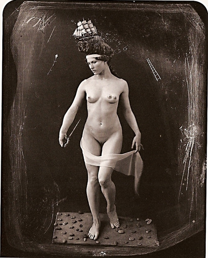 Joel-Peter Witkin Beauty Has Three Nipples