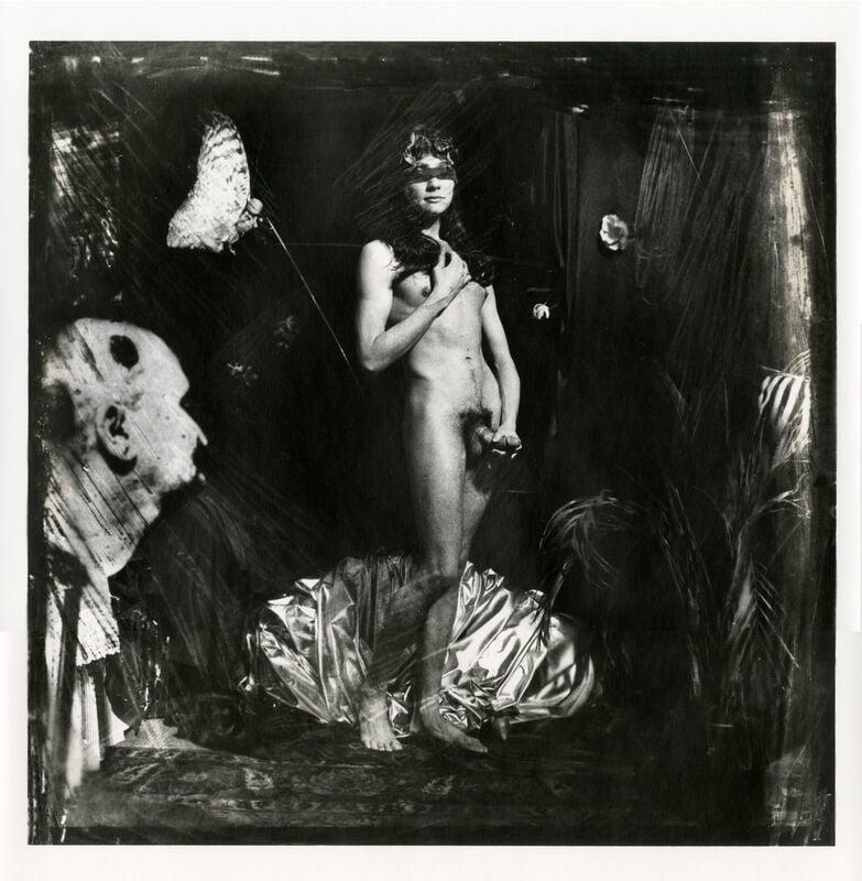 Joel-Peter Witkin Birth of Venus