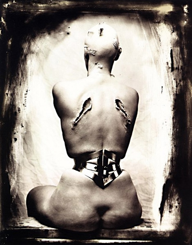 Joel-Peter Witkin Woman Once a Bird