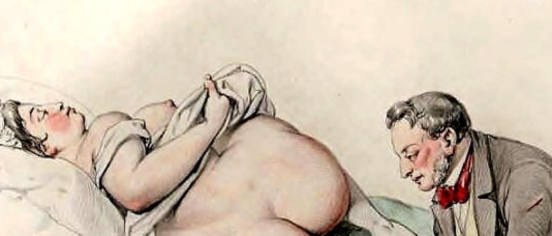 Epochal Eroticism of the Court Painter Peter Johann Nepomuk Geiger