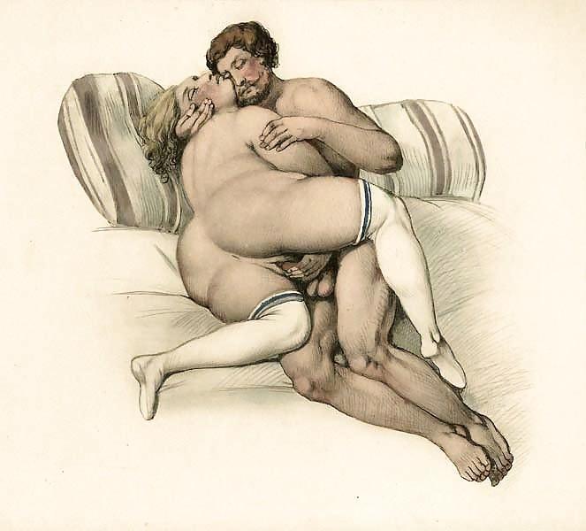 Johann Nepomuk Geiger erotica